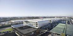 Sheraton Milan Malpensa Airport Hotel & Conference Centre / King Roselli – Architecture Lab