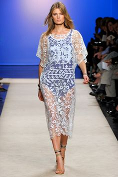 Isabel Marant Spring 2012 Ready-to-Wear Collection Slideshow on Style.com