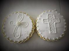 le mie creazioni zuccherose: Biscotti Decorati Per Prima Comunione