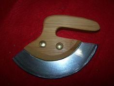 old circular saw blade ulu knife