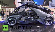 Chevrolet's FNR concept is out of this world!