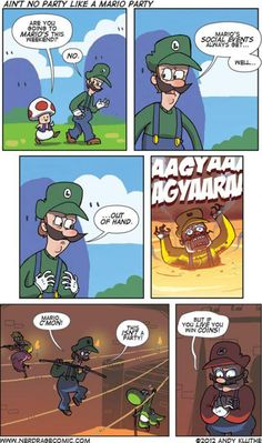 Ok so this isn't Koopalings related but this is too funny.