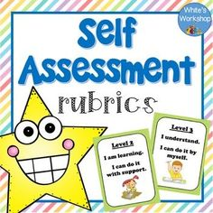 Teach your students how to assess their own learning and improve your classroom management with these Marzano inspired self-assessment posters, rubrics, and response cards. Students assess their own learning, classroom behaviors, and work. This product includes the following:2 posters sets (levels 1-4)Homework self-assessment rubricsClasswork self-assessment rubricsEffort self-assessment rubricsBehavior self-assessment rubricsBehavior self-assessment rubrics for substitutes