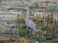 small bird by toadranchlady, via Flickr Mosaic Airport Mural - Houston Bayou - Mosaic Artist - Dixie Friend Gay - Houston, Texas - http://mosaicartsource.wordpress.com/2008/08/20/mosaic-airport-mural-houston-bayou-mosaic-artist-dixie-friend-gay-houston-texas/