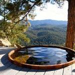 Wood Hot Tubs - Robert's Hot Tubs