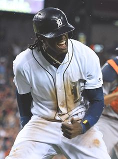 Cameron Maybin Detroit Tigers