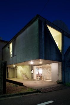 House in Uehara by Kazuo Shinohara Japanese Architecture, Classical Architecture, Architecture Details, Kenzo Tange, Interior Design Sketches, Famous Architects, Travel Humor, Celebrity Travel, Less Is More
