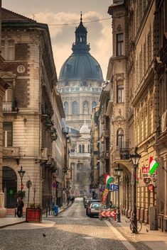 St. Stephen's Basilica, Budapest (by David Curry)