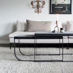 Slede-sofabord
