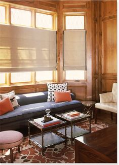 Love the colors for the living room furniture. Room by: Tyler Dawson Living Room Modern, Home And Living, Living Room Designs, Living Spaces, Living Rooms, Family Rooms, Home Interior, Interior Design, Cozy Den
