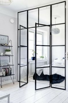 Loft Interior Design : 6 Important Things to Consider 6 Important Considerations About Loft [Bedroom Ideas, Ladder Shelf, Lamp Ideas, Loft Loft Interior Design, Loft Design, Studio Design, Bedroom Loft, Home Decor Bedroom, Bedroom Ideas, Studio Apartment Decorating, Apartment Ideas, Studio Apartment Design