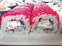 #Sushi in #Pink)))
