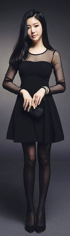 luxeasian.com Luxe Asian Women Design Korean Model Fashion Style Dress