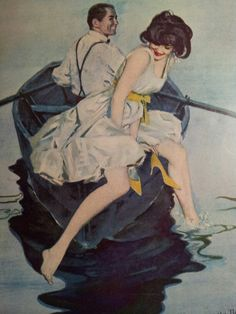 Coby Whitmore illustration 1960