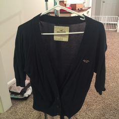 Hollister cardigan Hollister cardigan in great condition Hollister Sweaters Cardigans