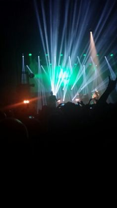 Marilyn Manson he kicked ass at the fargo nd  civic center!