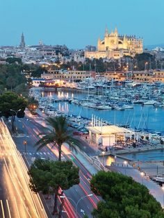 Palma de Mallorca, Balearic Islands ~ Spain (been there july travel Share and Enjoy! Places To Travel, Places To See, Travel Destinations, Places Around The World, Travel Around The World, Ibiza, Wonderful Places, Beautiful Places, Voyage Europe