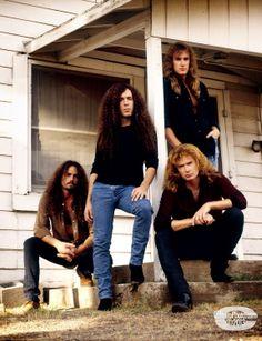 Megadeth - my favorite line-up