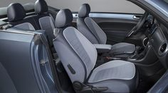 Volkswagen Beetle Convertible Denim Special Edition