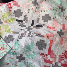 My quilts are home!