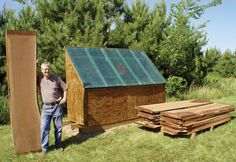 Solar Kiln Dry Your Own Wood Fast and Hassle-Free By Dave Munkittrick Wood is expensive. And extra-wide or figured wood is practically beyond reach. Over the 25-plus years I've been a professional woodworker, wood seems to have taken a cue from oil: The price keeps going up. There are ways to use less oil, but when a project requires 100 bd. ft. of walnut, you gotta buy 100 bd. ft. …