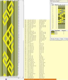 Hallstatt, 21 tarjetas, 3 colores (1ra. parte)   // Bathilde_2 ༺❁
