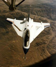 F-16XL Research Aircraft (NASA)