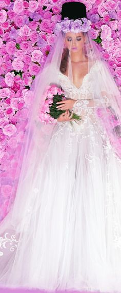 LESLEY MAISON DE COUTURE Wedding Wows, Wedding Photos, Dream Wedding, Pretty And Cute, Pretty In Pink, Brides Maid Gown, Fairytale Gown, Bridal Gowns, Dresses