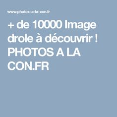 + de 10000 Image drole à découvrir ! PHOTOS A LA CON.FR Funny Photos, Funny Pictures, Small Cabins, Girly Stuff, Humor, Floor Standing Lamps, French Quotes