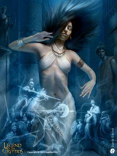 Legend of the Cryptids Copyright © 2013 Applibot, Inc