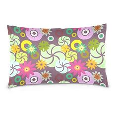 20 x 26 XFloral Seamless Pattern Design Cotton Velvet Pillow Cases Cushion Covers >>> This is an Amazon Affiliate link. See this great product.