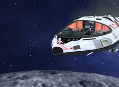 """Space Odyssey"""