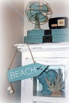 vintage beach style
