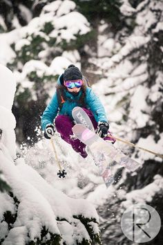 Killing it - Sports et équipements - Ski - Rossignol Ski Extreme, Extreme Sports, Winter Mode, Winter Fun, Image Tatoo, Ski Freeride, Trekking, Ski Bunnies, Ski Socks