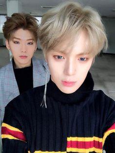 ∗ˈ‧₊° kihyun + minhyuk || mx ∗ˈ‧₊°