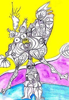 Expressive Art Journal Prompts - Creative Healing for Women Art Journal Prompts, Art Journaling, Journals, Notebooks, Pop Art Party, Gcse Art Sketchbook, Collage Techniques, Ecole Art, Bee Art