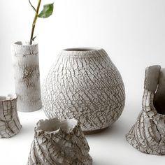 Sodium-silica experiments. #pottery #potterywheel #potterystudio #potter #ceramic #ceramique #ceramica #ceramics #keramic #workinprogress #objects #object #detail #designs #design #designers #homedecor #homestyling #iphonephotooftheday #iphoneography #iphoneographer #artisan #mamatelab #brescia #bresciacentro #bresciacittà #gift