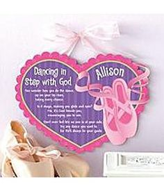 Ballet Decor and Furniture for a Ballerina Bedroom Theme Dance Bedroom, Ballerina Bedroom, Dance Rooms, Girls Bedroom, Bedroom Ideas, Ballet Decor, Unique Gifts For Girls, Room Themes, Kids Decor