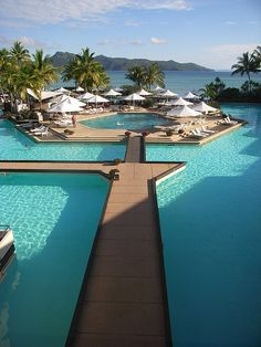 ✯ Hayman Island - Great Barrier Reef, Australia - This looks Perfect!