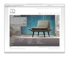 Morgan Rebrand | Web Design Cardiff | Stills Branding | Creative Website Design