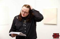 Poesie einer Ausstellung im ausstellungsraum EULENGASSE - Martin Piekar