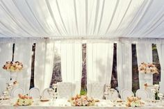 Wedding Tent for shade