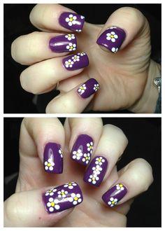 Spring Nail Design 7