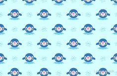 Popplio Pattern