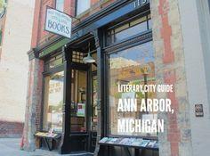 Literary City Guide: Ann Arbor