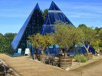Der Wüstengarten im Botanischen Garten