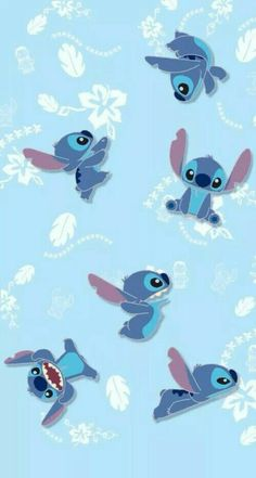 Lilo And Stitch Phone Wallpaper