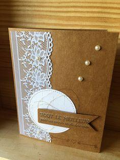Carte de félicitations pour un mariage romantique : Cartes par sabandpaper