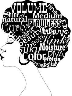 Afro-Centric Art Print  http://society6.com/ShanteaKennon/Afro-Centric_Print