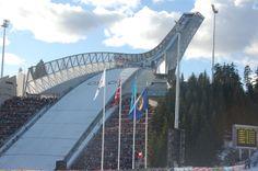 S6E2: Holmenkollen Ski Jump, Oslo Norway